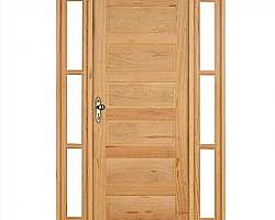 Porta branca madeira