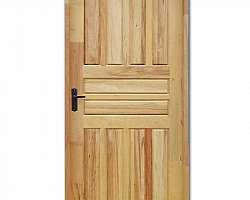 Porta balcao madeira pantográfica