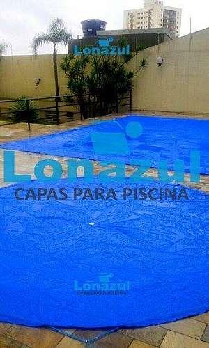 Capa para piscina redonda