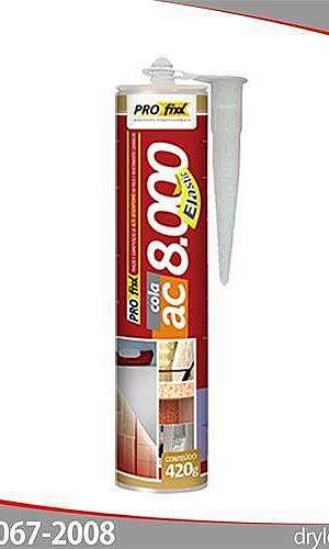 Cola para tacos de madeira