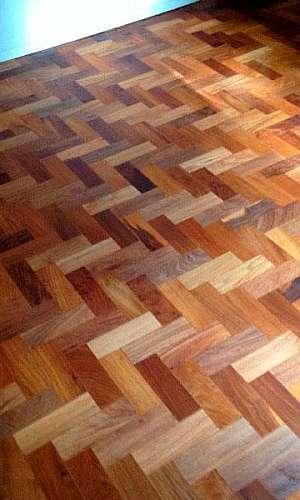 Cores para piso de madeira