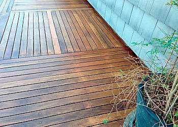 Deck madeira litoral norte sp