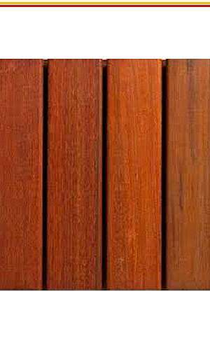 Deck de madeira preço