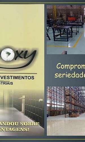Empresas de aplicação piso epoxi