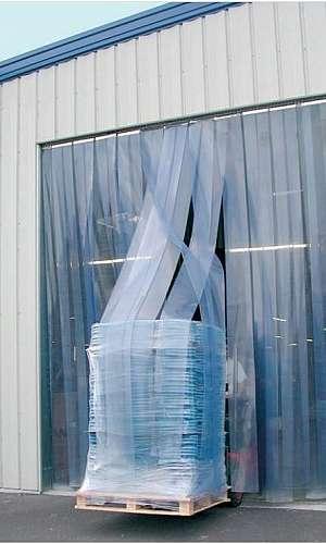 Fábrica de cortina de PVC