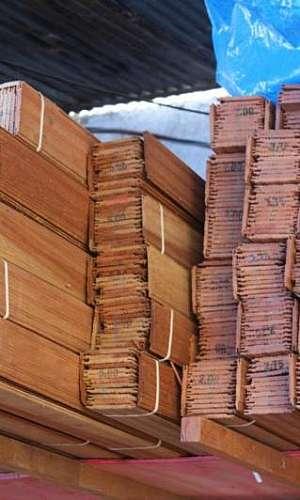 Forro de madeira preço