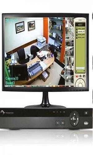 Instalação de CFTV