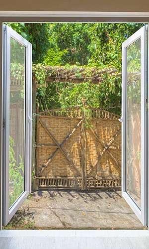 Janelas e portas de PVC