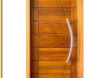 Porta madeira macica acústica