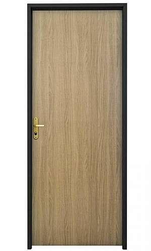 Porta de madeira semi oca