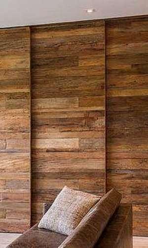 Porta painel madeira