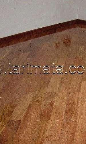 Taco de madeira piso