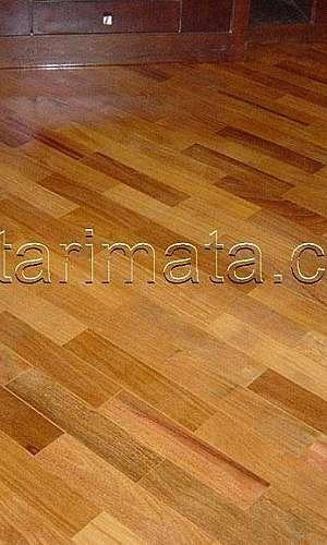 Taco de madeira SP