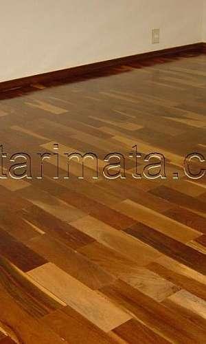 Tacos de madeira para piso preço