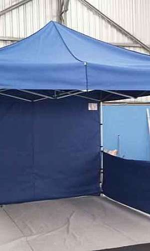 Tenda pantográfica 3x3