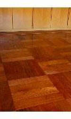 Tons e cores para assoalho em madeira