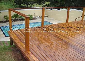 Venda deck madeira