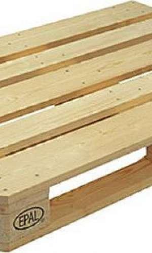 venda de pallets de madeira